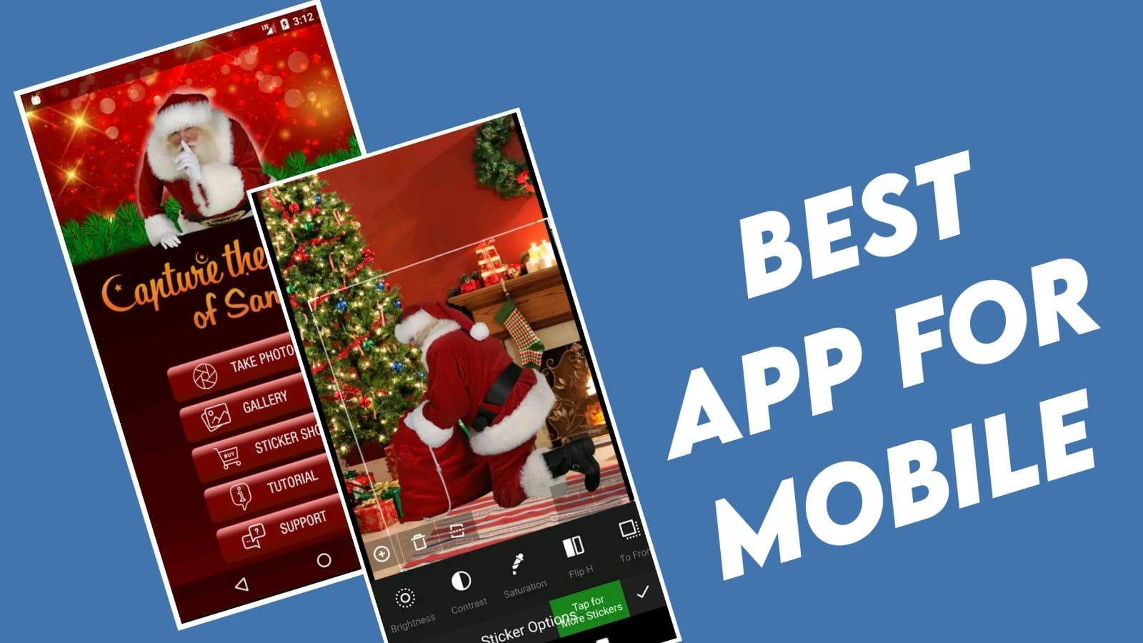 Catch Santa App Free Download