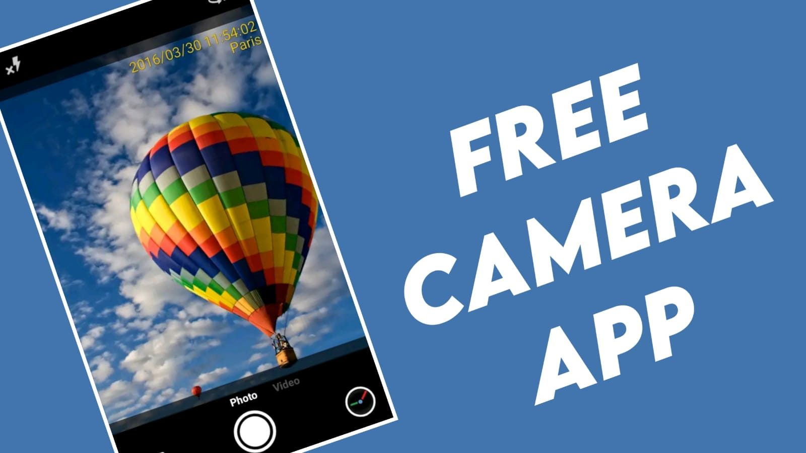Camera Timestamp Free Download