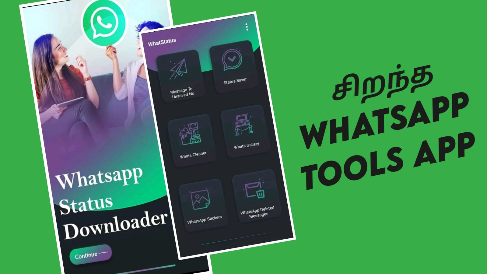 WhatsTool App For Free Download