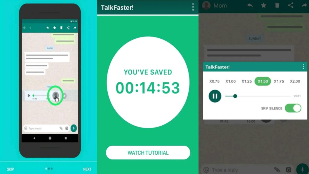 Talk Faster Make You Translate App