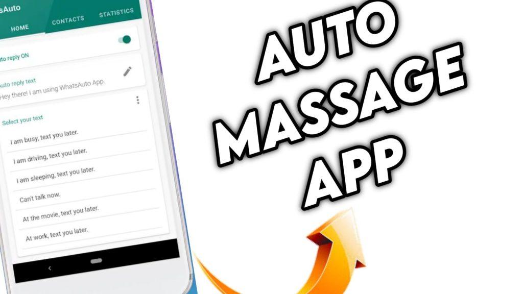 Whatsapp Auto Reply On Messenger App