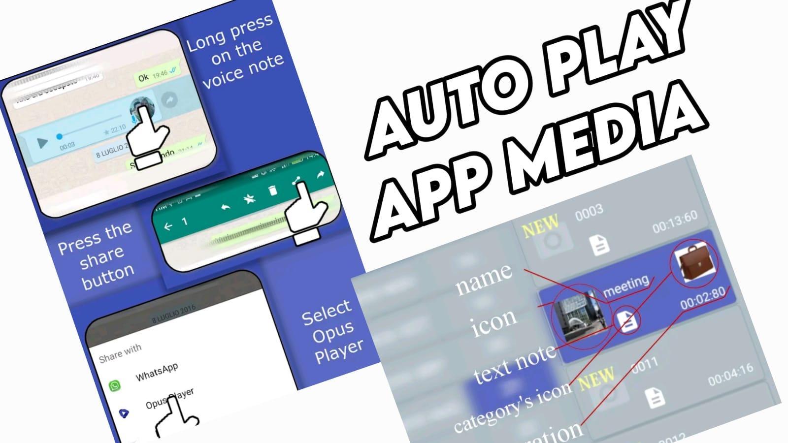 Whatsapp Audio Play App Free Download