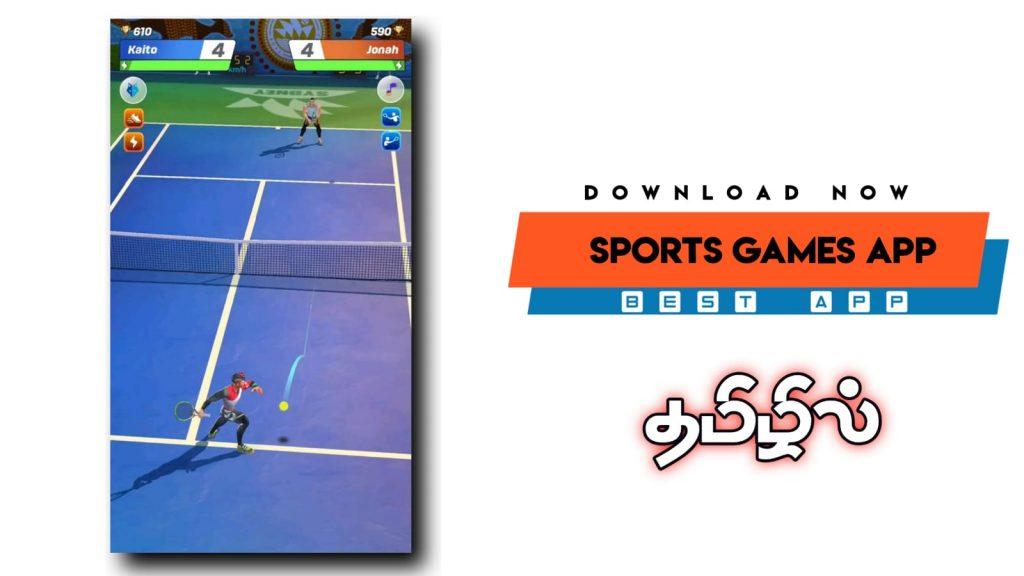 Tennis Clash App Free Download