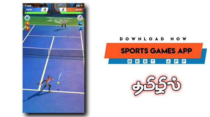 Tennis Clash App Free Download