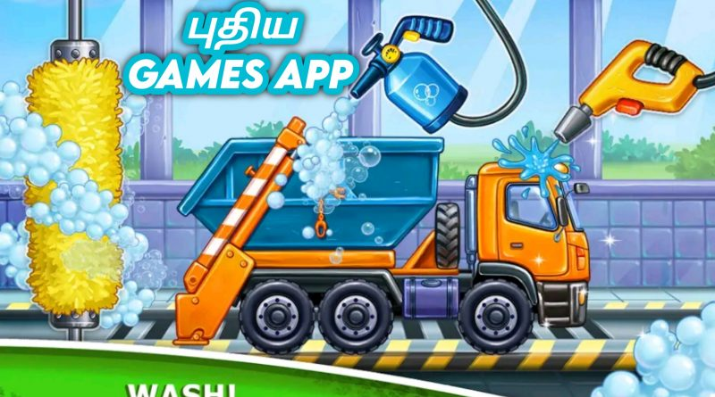 Truck Games App Free Download